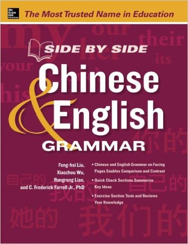 chinese & english grammar